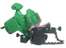 Верстат для заточування ланцюга бензо та електропил СЗЦ-1