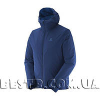 Куртка утеплёная Salomon Drifter Hoodie M 397723 (Оригинал)