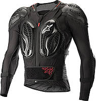 Моточерепаха ALPINESTARS Bionic Action черный красный L
