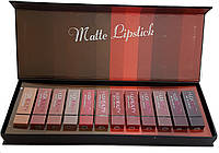 Набор из 12 матовых помад Huda Beauty New - дефект коробки