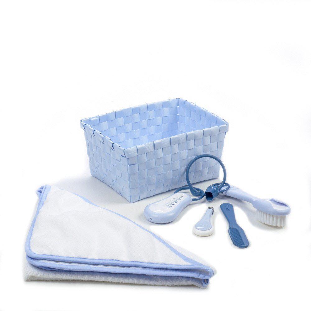 beaba Корзинка с туалетными принадлежностями BeabaPersonal care basket mineral, арт. 920303