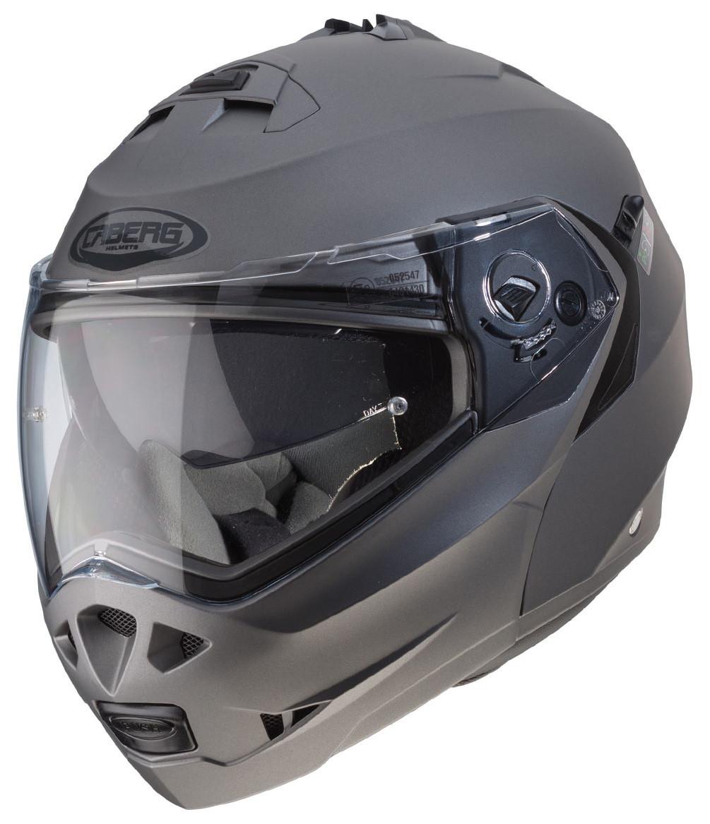 Мото шлем Caberg Duke II gun metall, XL