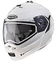 Мото шлем Caberg DUKE II белый глянец, XS