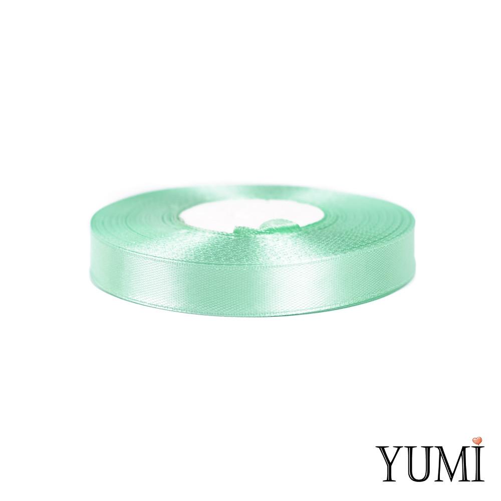 Лента (тесьма) атласная (сатин) 12 мм  МЯТА 8322
