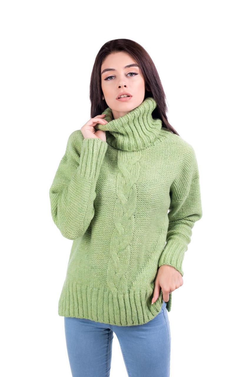 Ультра модный женский джемпер