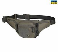 Тактическая поясная сумка-кобура Gen.2 Velcro цвет олива, фото 1