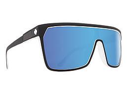Солнцезащитные очки Spy+ Flynn Wwitewall - Grey w/Light Blue Spectra
