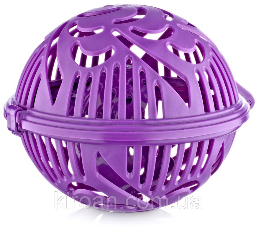 Контейнер для стирки нижнего белья  Irak Plastik LA-600 диаметр 17см (цвет уточняйте у менеджера)