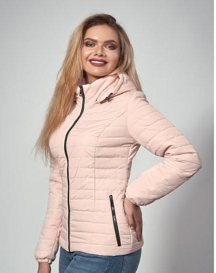 Женская демисезонная куртка. Код модели К-115-37-18. л