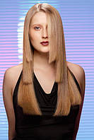 Стрижка волос с мытьем и сушкой феном  от 45 до 50 см