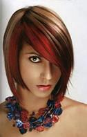 Окрашивание волос  маслом