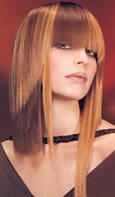 Колорирование волос на фольге с мытьем волос патентованными препаратами от 15 до 30 см