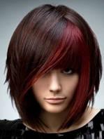 Колорирование волос на фольге с мытьем волос патентованными препаратами свыше 30 см
