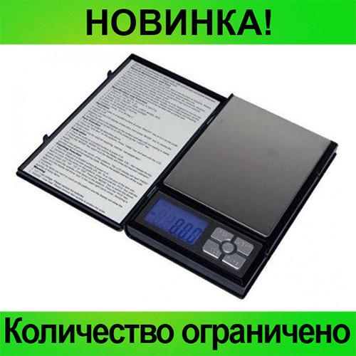 Ювелирные весы MH-048 (2кг/0,1гр)!Розница и Опт