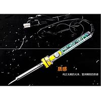 Электрический паяльник ESI-S60 с регулятором температуры 60Вт, 200-450°C, блистер