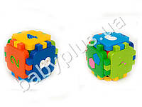 Игрушка детская Кубик-Логика