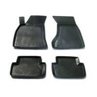 Полиуретановые коврики в салон для Audi A4 '08- седан универсал Novline AVTO-Gumm Stingray Nor-Plast L.Locker