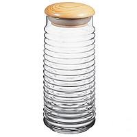 Babylon Банка для сыпучих 1,55л h22,5 см стекло Pasabahce