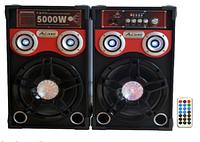 Акустика для вечеринок, дома USBFM-298 B-DT (USB/FM/Bluetooth/Радио) 10 дюймов 2.0 динамик USBFM-298E