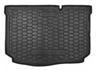 Коврик в багажник полиуретановый для Ford Fiesta 2018-  (AVTO-Gumm)
