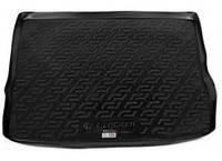 Коврик в багажник пластиковый для Ford Focus 2 (II) универсал 08-11 (Lada Locker)