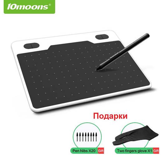 Графический планшет 10moons T503 (8192 уровней давления)
