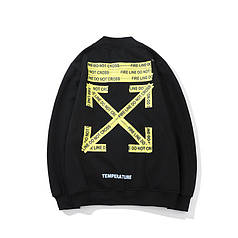 Кофта Off-white Black (ориг.бирка)
