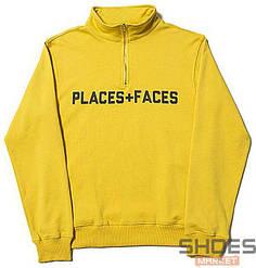 Кофта Places + Faces Yellow (ориг.бирка)