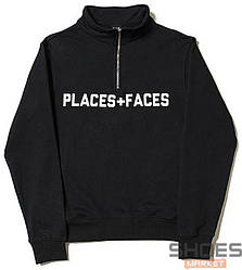 Кофта Places + Faces Black (ориг.бирка)