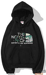 Худи The North Face Black (ориг.бирка)