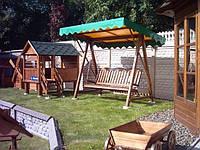 Садово-парковая мебель и малые архитектурные формы