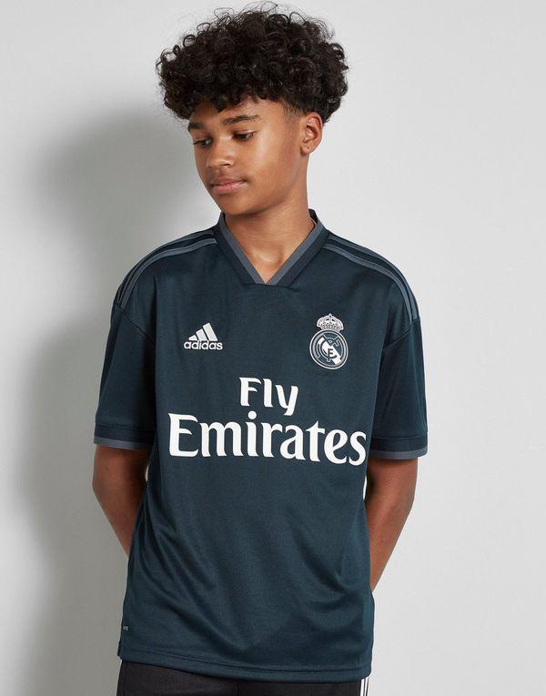 Детская футбольная форма Реал Мадрид , выездная, сезон 2018/19