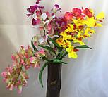Искусственная орхидея ветка, фото 2