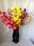 Искусственная орхидея ветка, фото 3