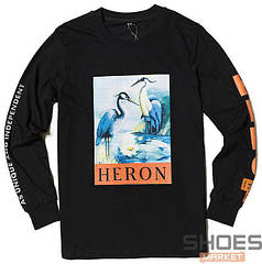 Свитшот Heron Preston Black (ориг.бирка)