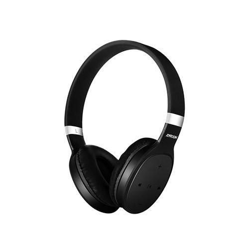 Беспроводные накладные наушники, Bluetooth, Joyroom JR-H15, 195 mAh, в черном и белом цветах