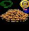 Миндаль калифорнийский сырой (Австралия) вес:500гр, фото 2