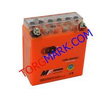 Акумулятор високий 5A/12V OUTDO GEL (120x60x130)