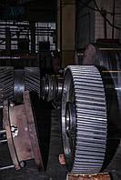 Вал-шестерни прямозубые, косозубые, шевронные,венцы прямозубые и косозубые (изготовление), фото 3