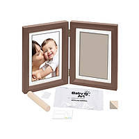 Рамка BABY ART Print Frame Brown & Taupe/Beige 34120107