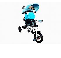 Детский трехколесный велосипед для двойни Crosser. Распродажа!