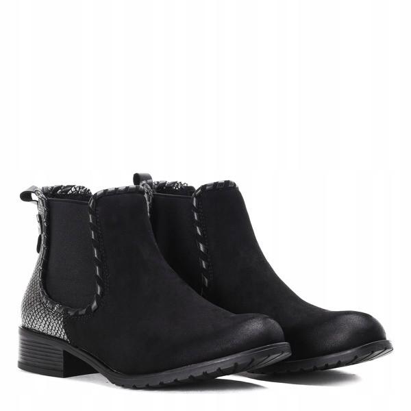 Женские ботинки Fralick