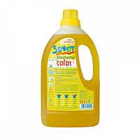 Органическое жидкое средство для стирки цветных тканей Sonett 1,5 л (концентрат) GB5040