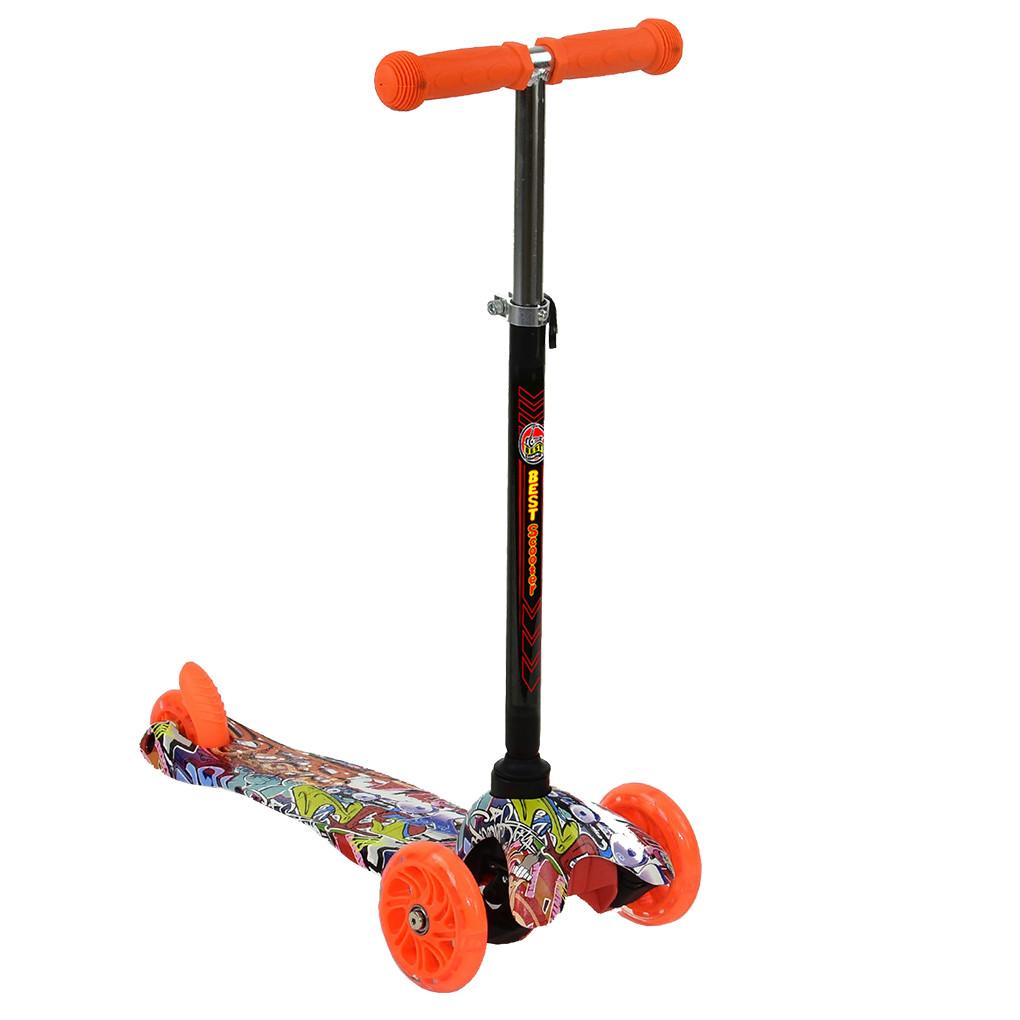 Самокат Best Scooter А 24699 1289 Оранжевый Mini 63872