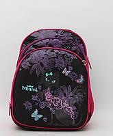 Ортопедичний шкільний рюкзак для дівчинки   Ортопедический школьный рюкзак  для девочки 5f1eae79c4e3b