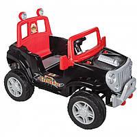 Педальная машинка Monster Pilsan 07-311