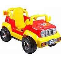 Педальная машинка Thunder Pilsan 07-802 джип