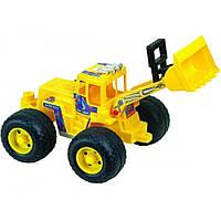 Детская игрушка Бульдозер Pilsan 06-205