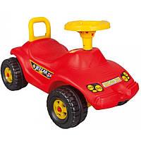 Машина-каталка Jet Pilsan 06-806 красный