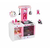 Интерактивна кухня Hello Kitty Cheftronic, с аксессуарами Smoby 24195